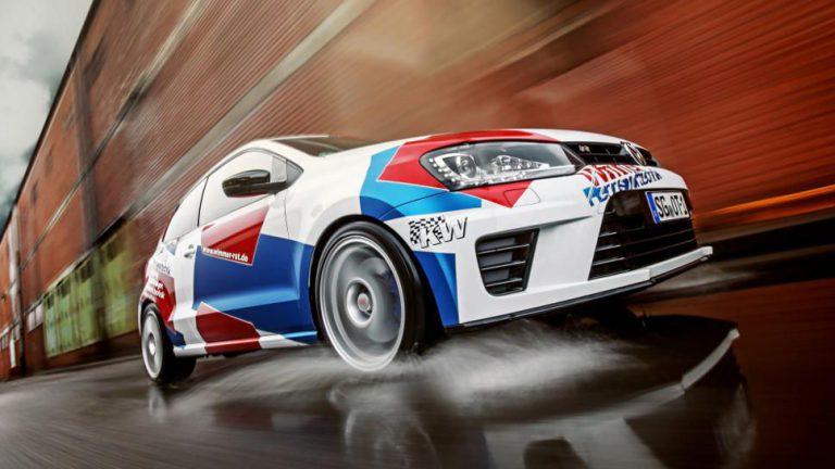 VW Polo WRC: Giftzwerg mit 420 PS