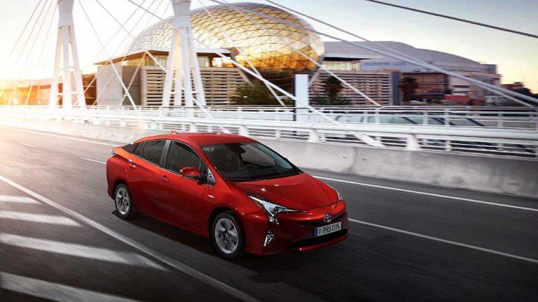 Toyota Prius räumt beim EuroNCAP ab