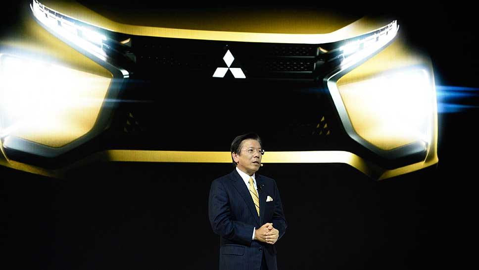 Mitsubishi-Präsident Tetsuro Aikawa