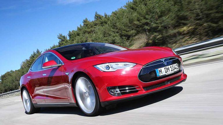 Tesla mit Rekordabsatz im ersten Quartal