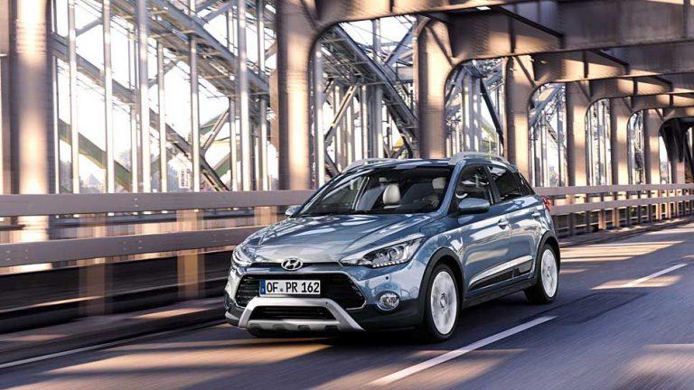 Hyundai i20 Active: Das kleine bisschen SUV