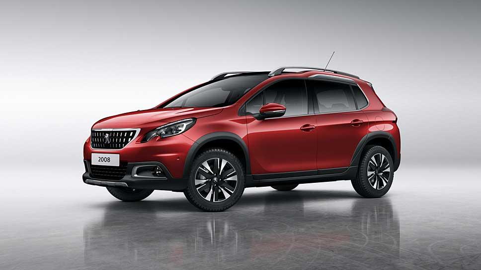 Peugeot hat den 2008 erneuert.