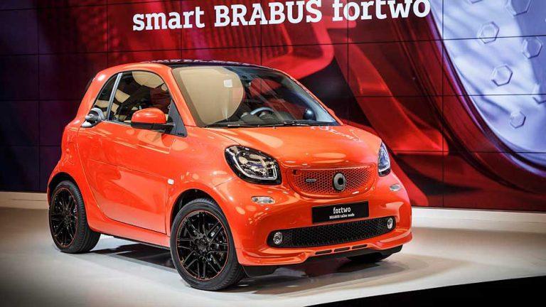 Brabus präsentiert stärksten Serien-Smart aller Zeiten