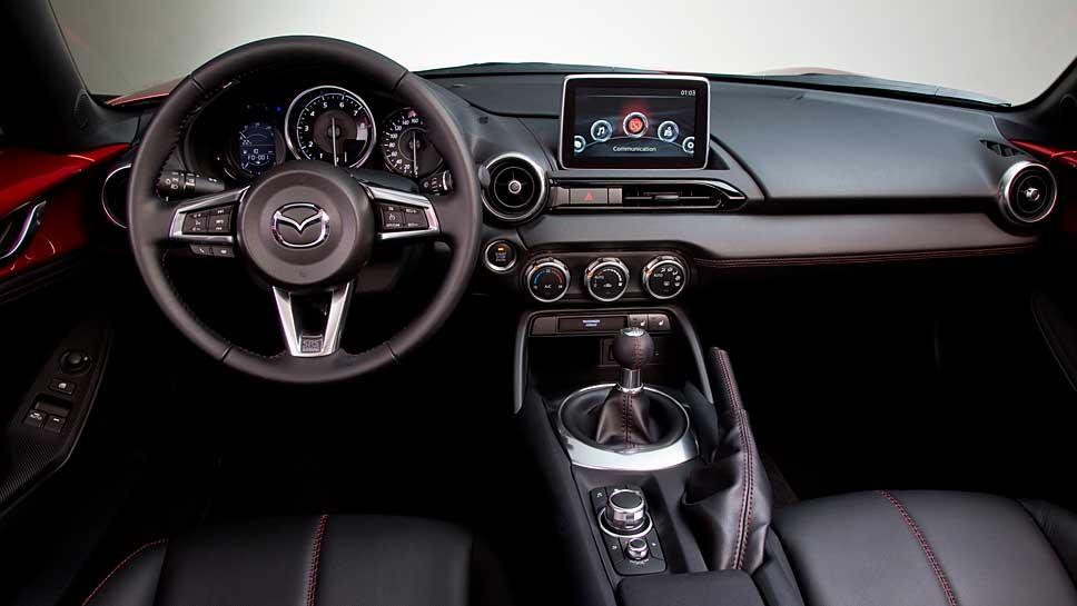 Mazda hat den MX-5 schärfer designt