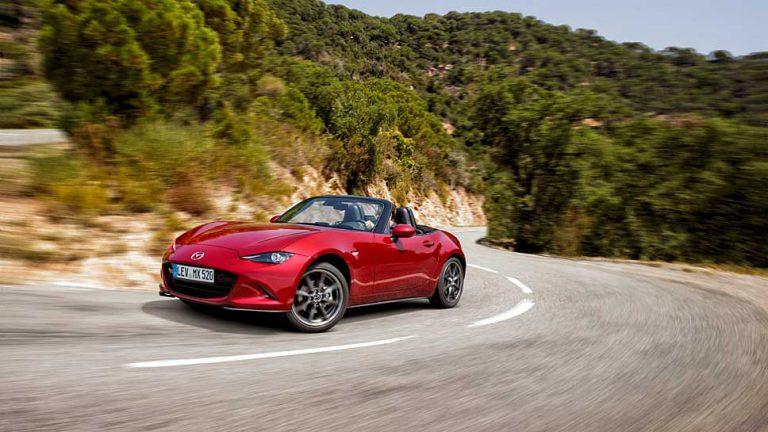 Mazda MX-5: Rückkehr und Neuanfang