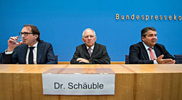 Schäuble kritisiert Bonus-Regelung für VW-Vorstände