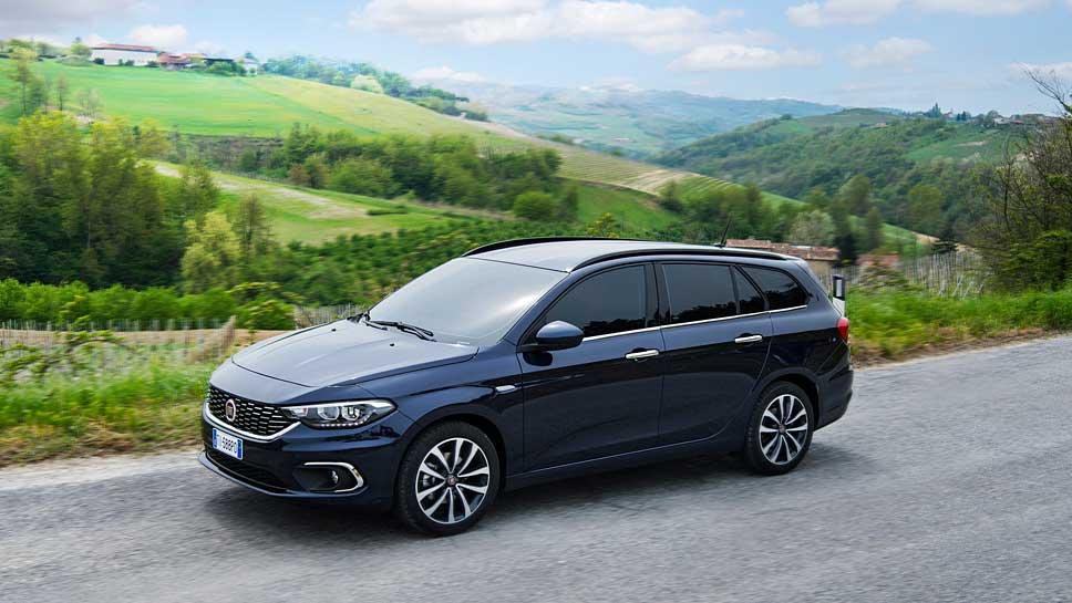 Knapp 16.000 Euro kostet der Fiat Tipo Kombi