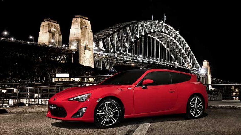 Toyota Australien verwandelt GT86 in einen Shooting Brake