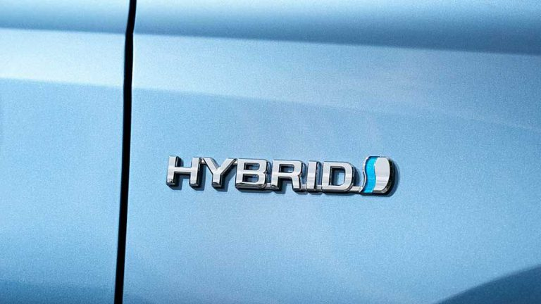 Steigender Hybridanteil bei Toyota