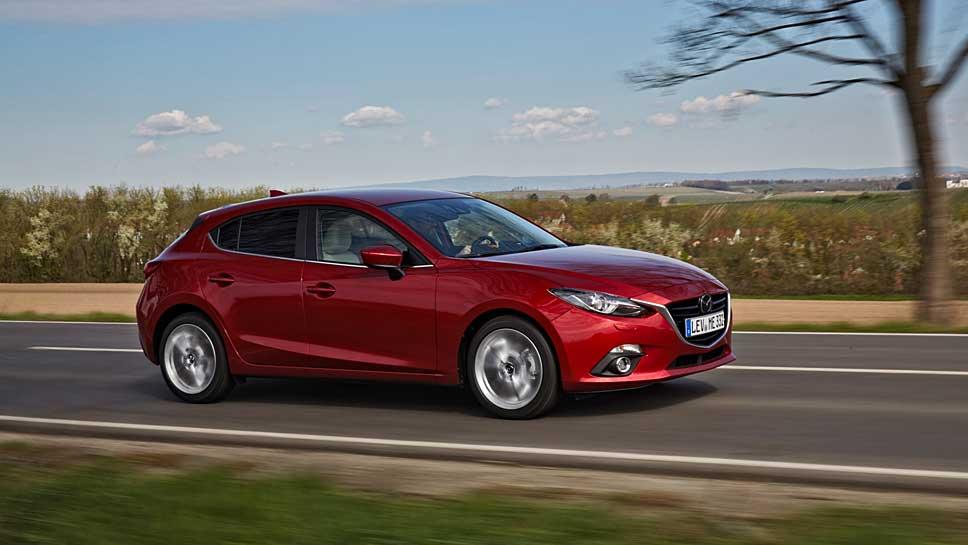 Mazda spendiert dem 3er einen kleinen Selbstzünder