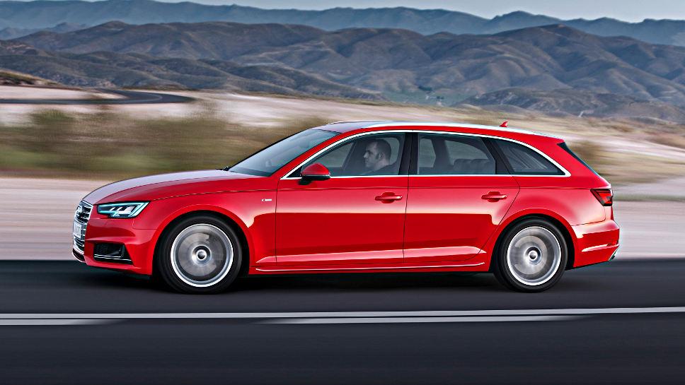 Der Audi A4 Avant