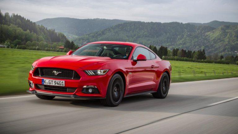 Ford Mustang beliebtester Sportwagen