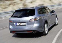 Der Mazda6 offenbart nur wenige Mängel