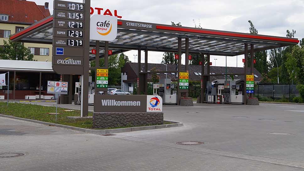 Die Kraftstoffpreise verändern sich derzeit flexibler