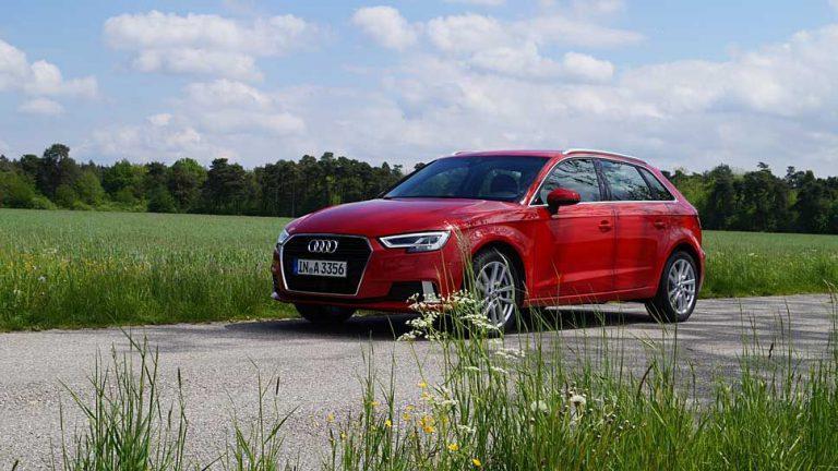 Audi A3: Online auch mit drei Zylindern