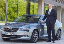 Frank Jürgens wird neuer Sprecher der Geschäftsführung von Skoda Deutschland