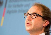Alexander Dobrindt von der CSU.