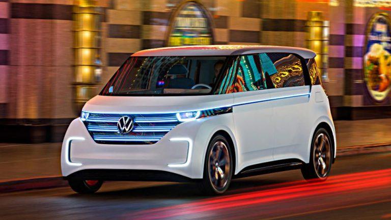 Volkswagen: Elektrisch und vernetzt zu neuem Image