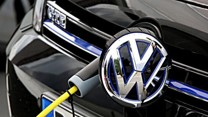 VW will in China beim Bau von E-Autos kooperieren.