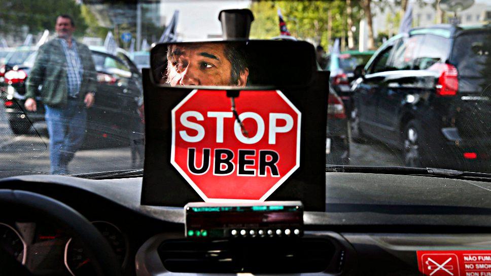 Der US-Fahrdienstanbieter Uber ist bei Taxifahrern ein Ärgernis.
