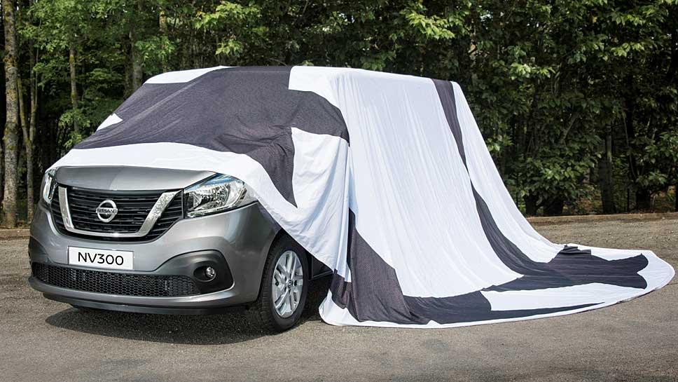 Nissan stellt den Nachfolger des Primastar im September vor.