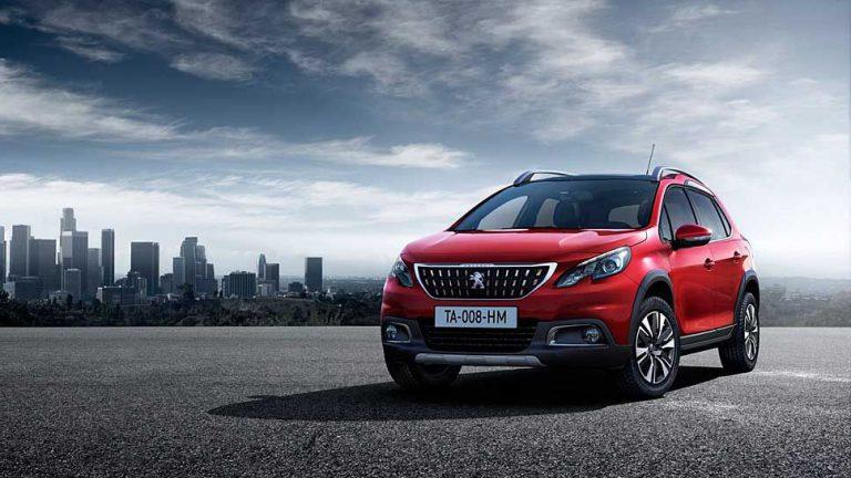 Peugeot 2008: Geliftetes Mini-SUV gibt sich angriffslustig