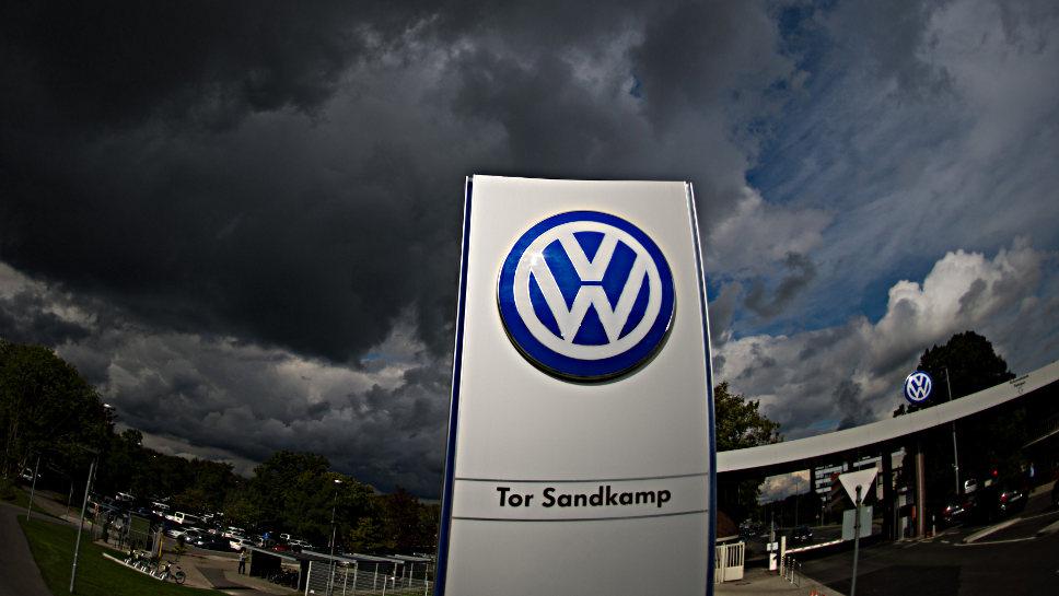 Die Erlöse bei VW steigen.