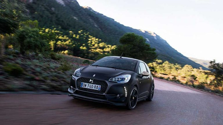 DS3 Performance Cabrio: Botox für den City-Flitzer