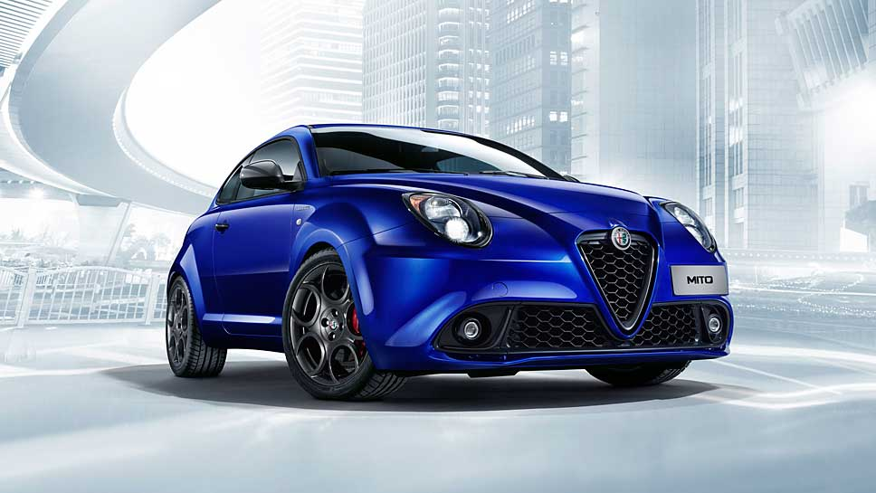 Alfa Romeo wertet den Mito zum neuen Modelljahr auf