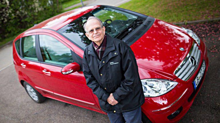 Anton van Zanten: Er hat das Autofahren sicherer gemacht