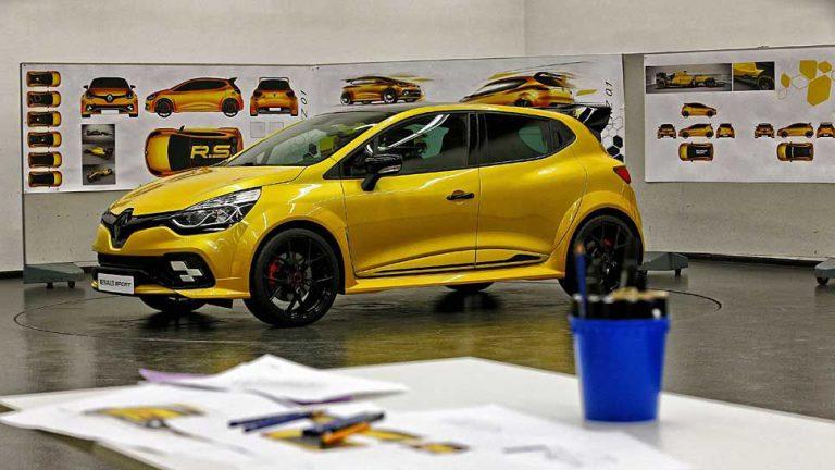 Renault auf den Spuren des Clio V6