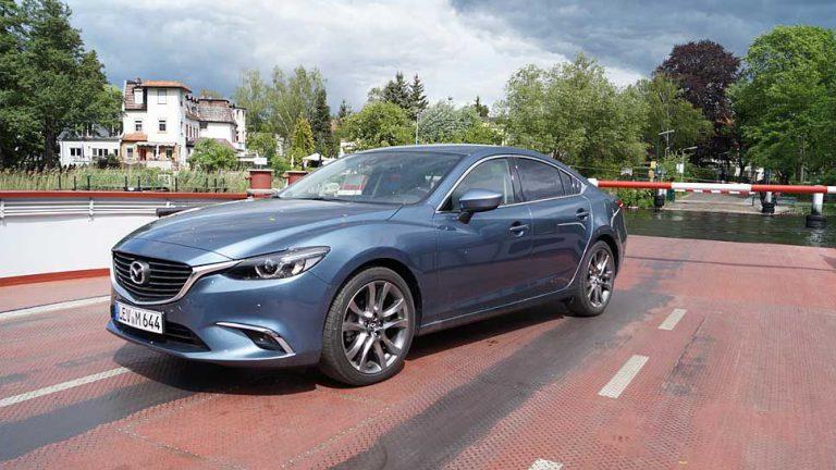 Mazda6: Elegante Limousine unter dem Radar