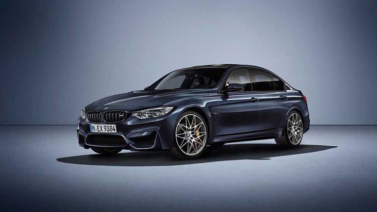 BMW lässt es zum Geburtstag krachen