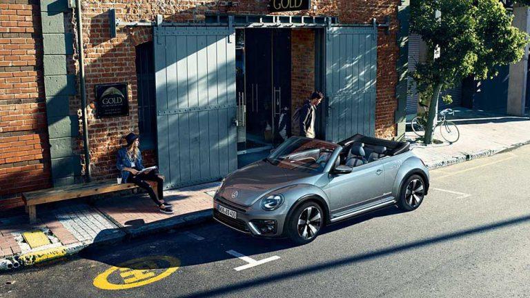 VW lässt Jeans-Käfer wieder aufleben