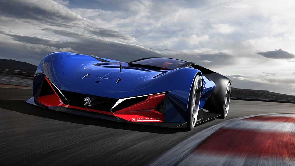 Peugeot erinnert nicht nur an den Indy-Sieg vor 100 Jahren