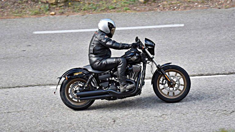 Harley-Davidson Low Rider S: Eine Macht beim Ampelstart
