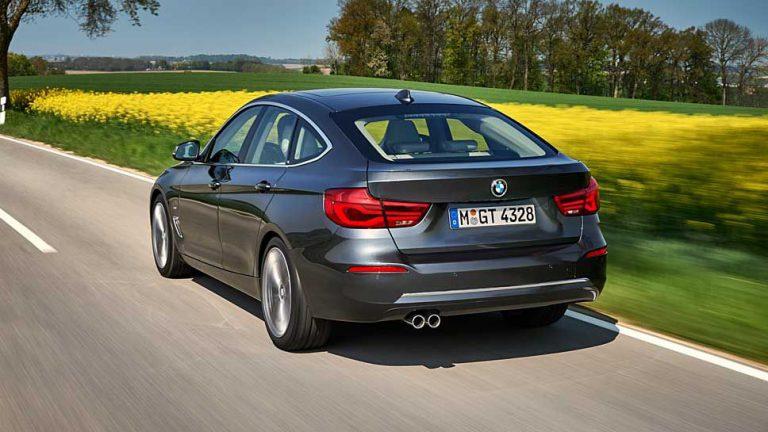 BMW schminkt beim 3er GT dezent nach