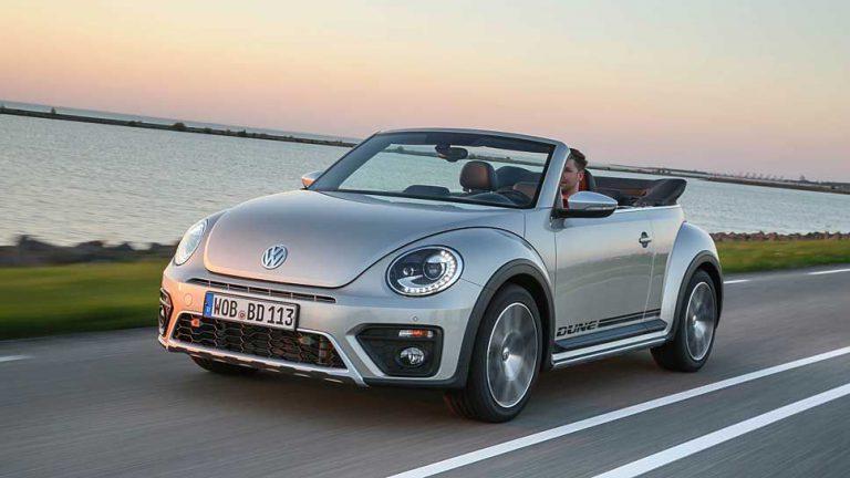 VW Beetle Dune: Hoher Coolness-Faktor