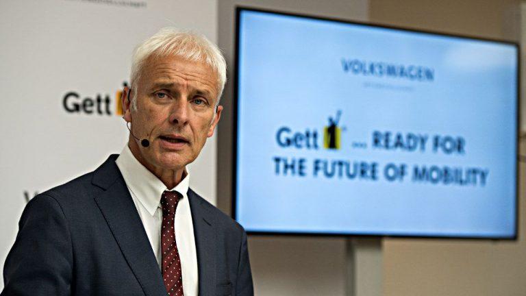 Volkswagens später Wandel zum Mobilitätsdienstleister