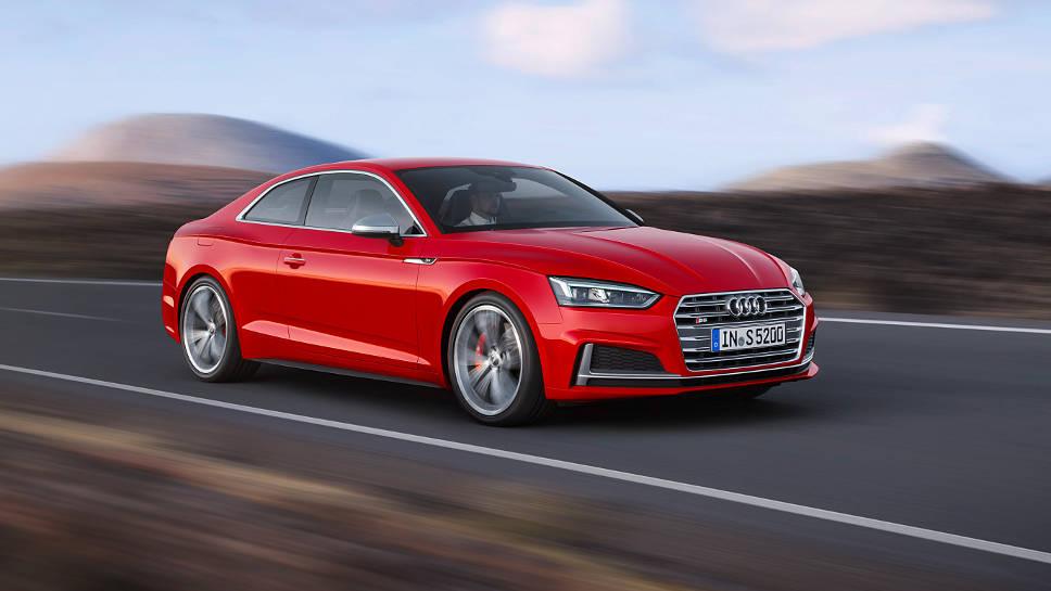 Der Audi A5 ist auch betagt noch sehr zuverlässig