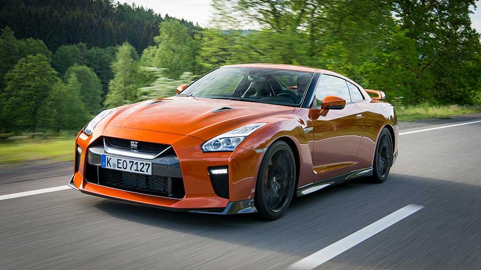 Der Nissan GT-R greift nun auf 570 PS zurück
