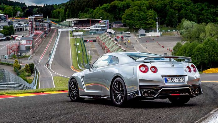 Nissan gestaltet den GT-R immer wertiger