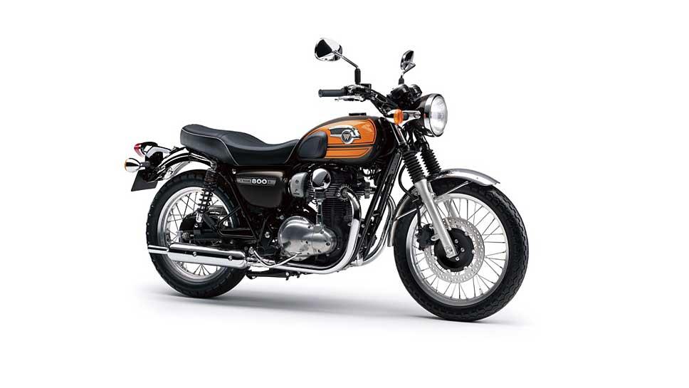 Der Kawasaki W800 fehlen technische Voraussetzung für das Überleben