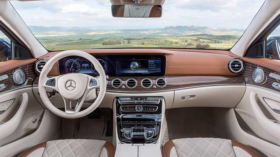 Mercedes hat das T-Modell der E-Klasse präsentiert