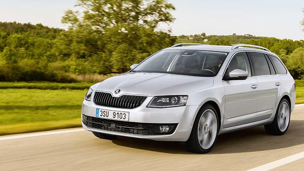 Skoda präsentiert sich sehr stark im VW-Konzern