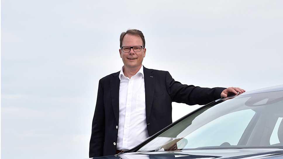 Peter Mertens wird neuer Entwicklungschef bei Audi.