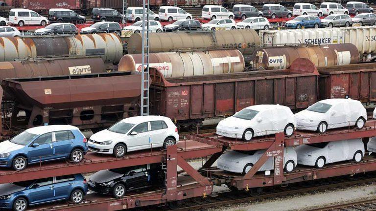 Europas Automarkt wächst im November