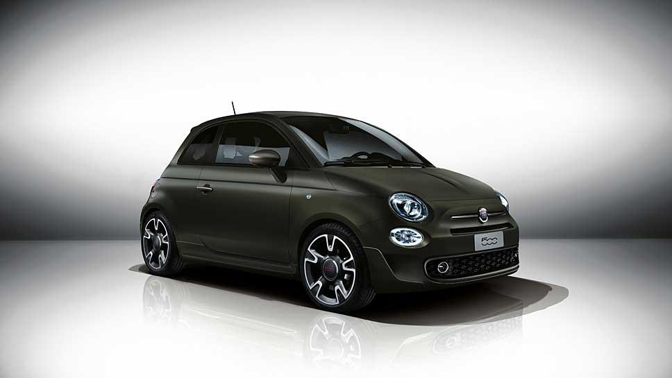 Fiat peppt den 500er als