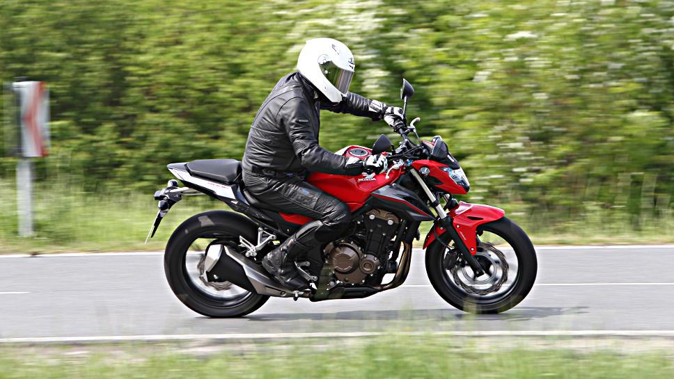 Die Honda CBF500 hat so gut wie keine Schwächen.