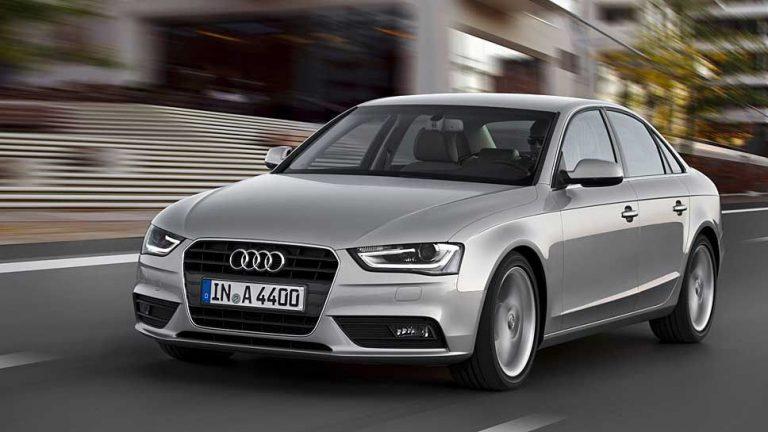 Vierte Generation des Audi A4: Alles top